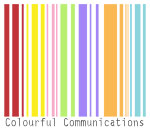 Colourful Communications Logo